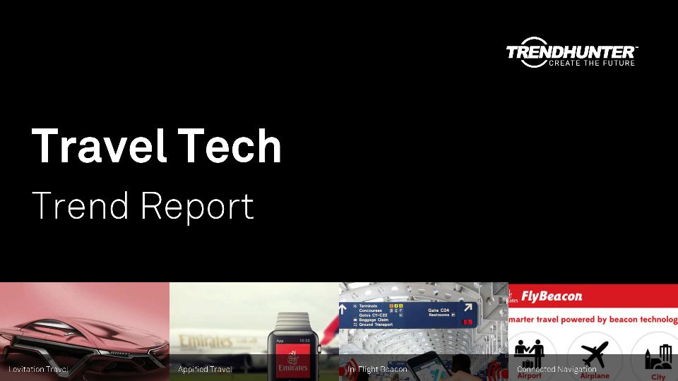 Travel Tech Trend Report Research