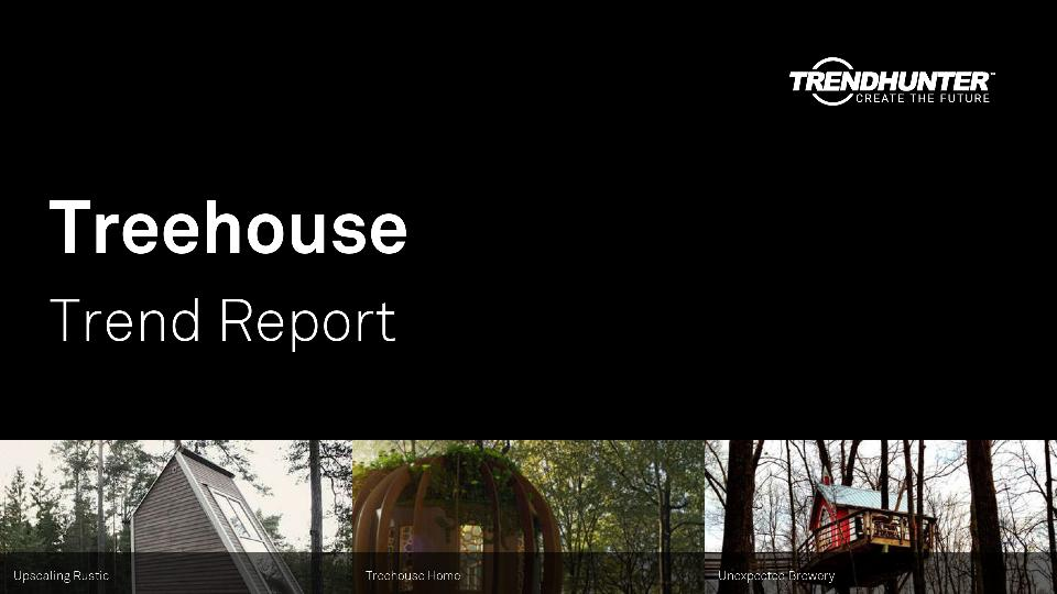 Treehouse Trend Report Research