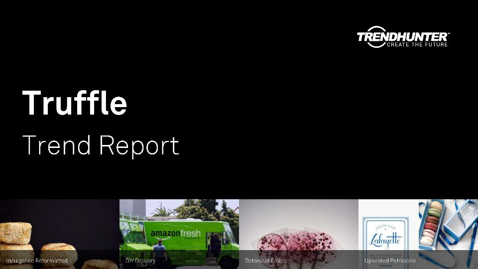 Truffle Trend Report Research
