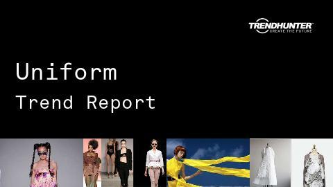 Uniform Trend Report and Uniform Market Research