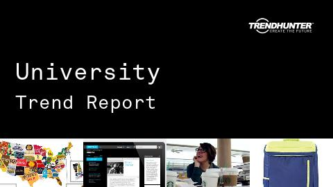 University Trend Report and University Market Research