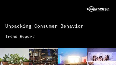 Unpacking Consumer Behavior
