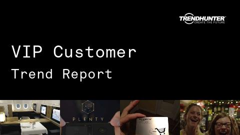 VIP Customer Trend Report and VIP Customer Market Research