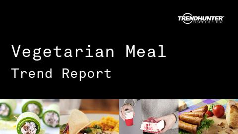 Vegetarian Meal Trend Report and Vegetarian Meal Market Research