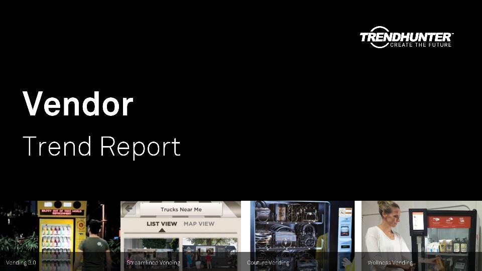 Vendor Trend Report Research