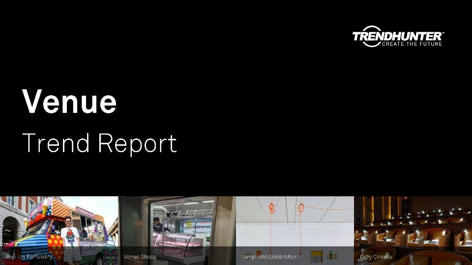 Venue Trend Report Research