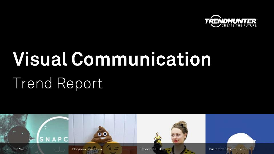 Visual Communication Trend Report Research