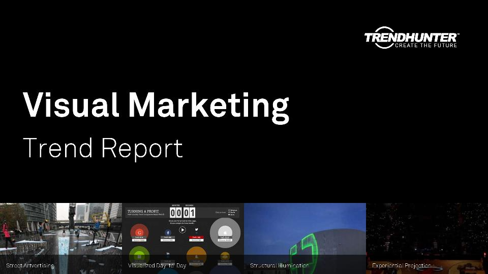 Visual Marketing Trend Report Research