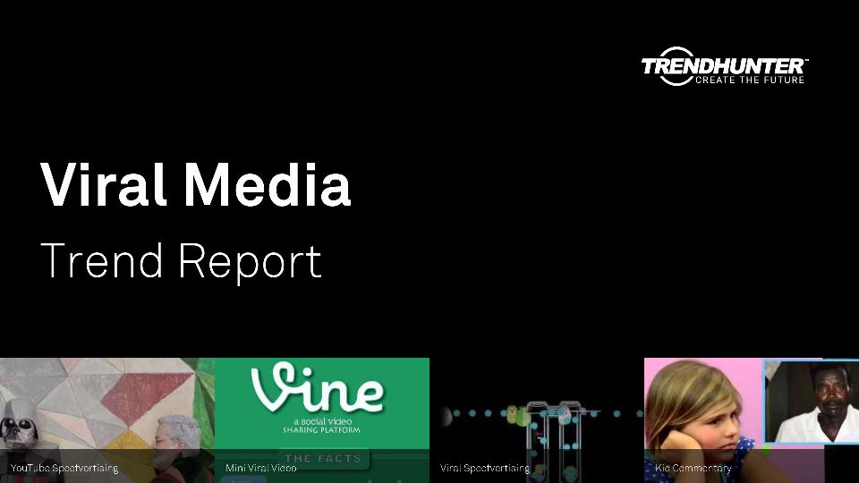 Viral Media Trend Report Research