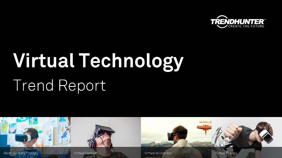 Virtual Technology Trend Report Research