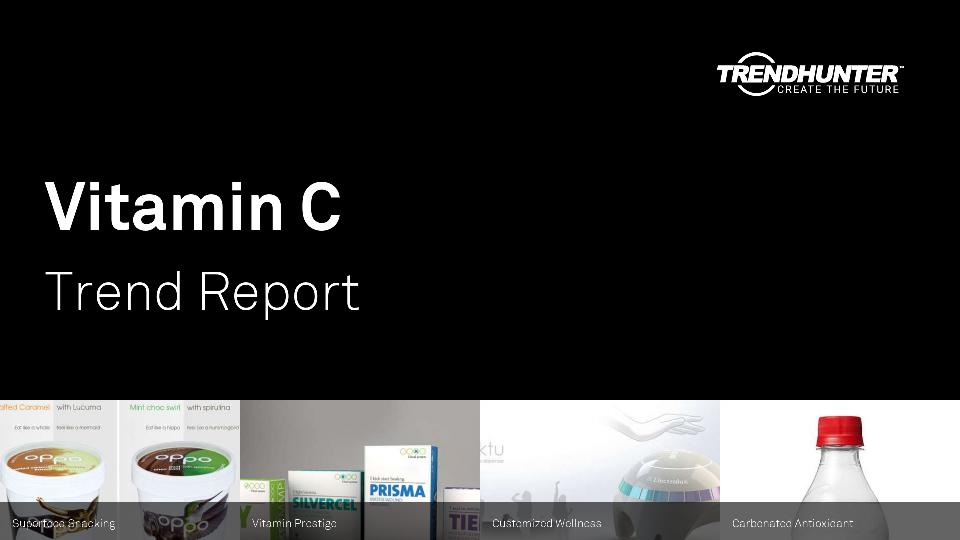Vitamin C Trend Report Research