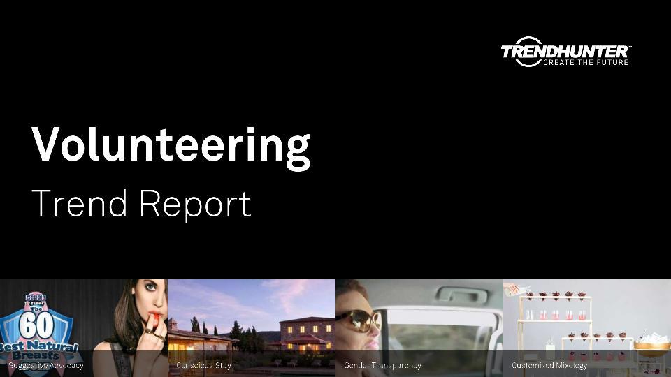 Volunteering Trend Report Research