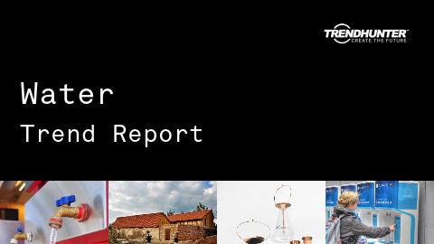 Water Trend Report and Water Market Research