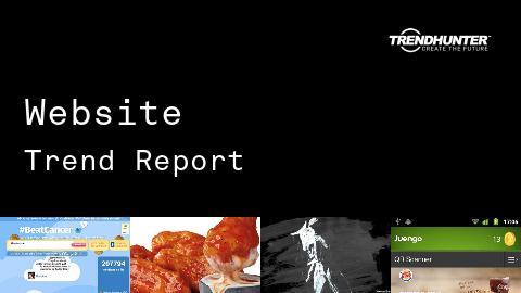 Website Trend Report and Website Market Research
