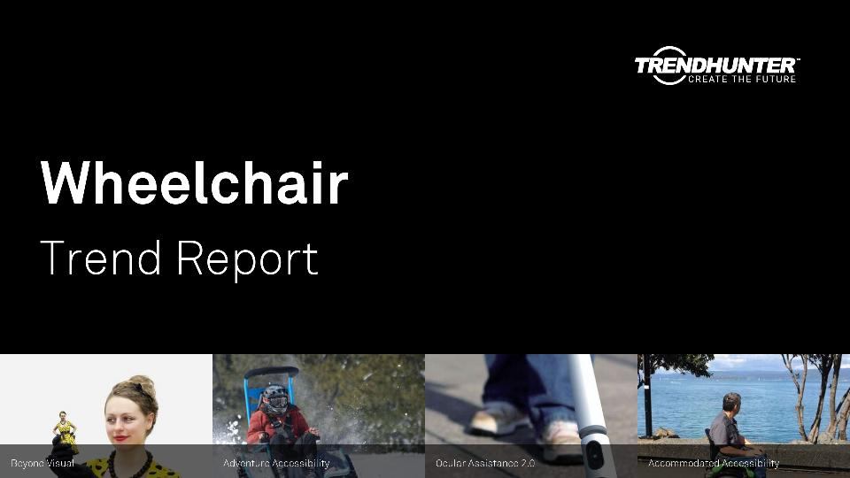 Wheelchair Trend Report Research