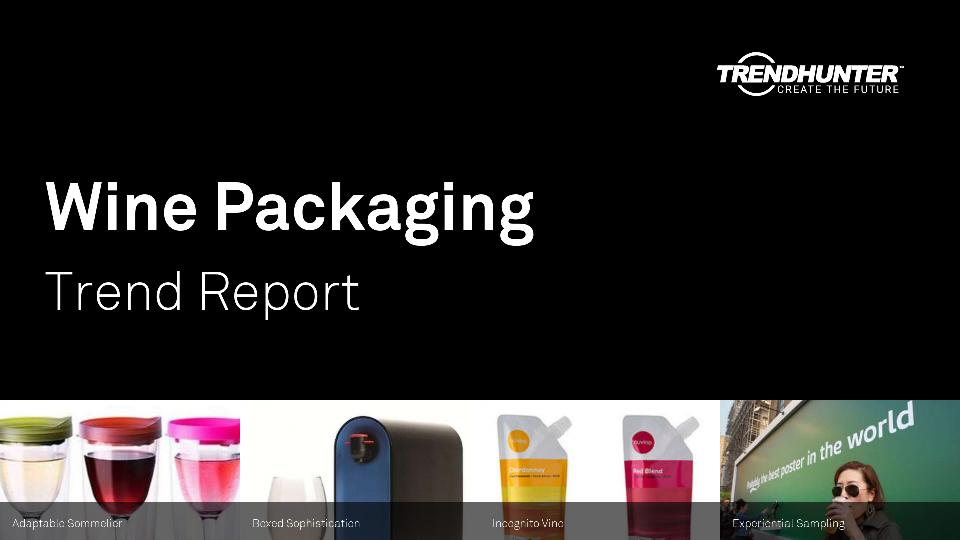 Wine Packaging Trend Report Research