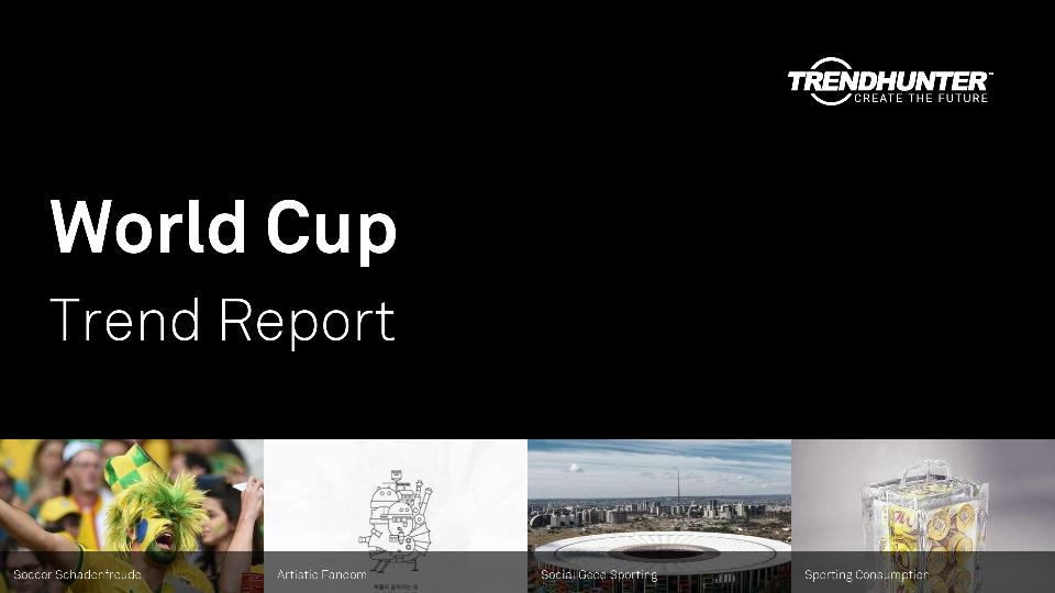 World Cup Trend Report Research