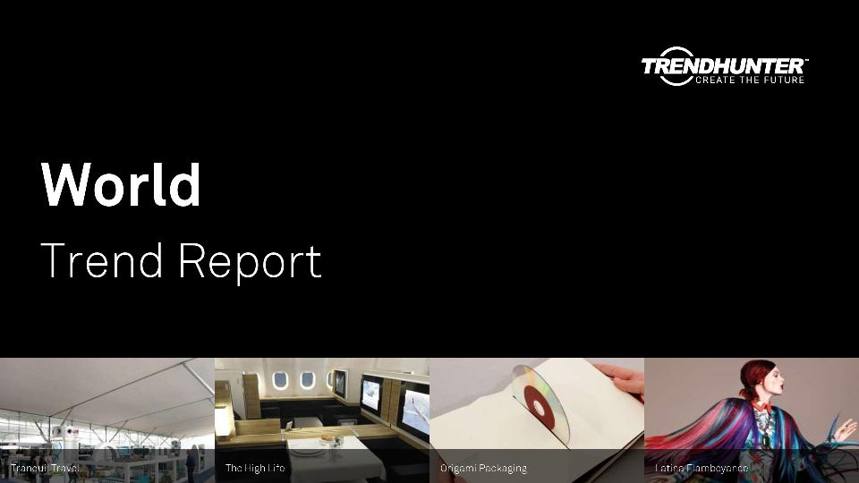 World Trend Report Research