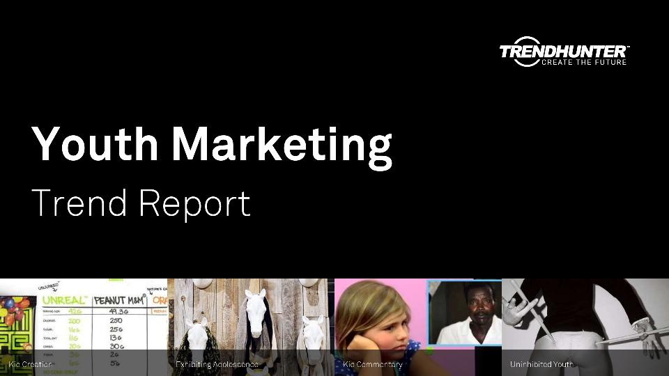 Youth Marketing Trend Report Research
