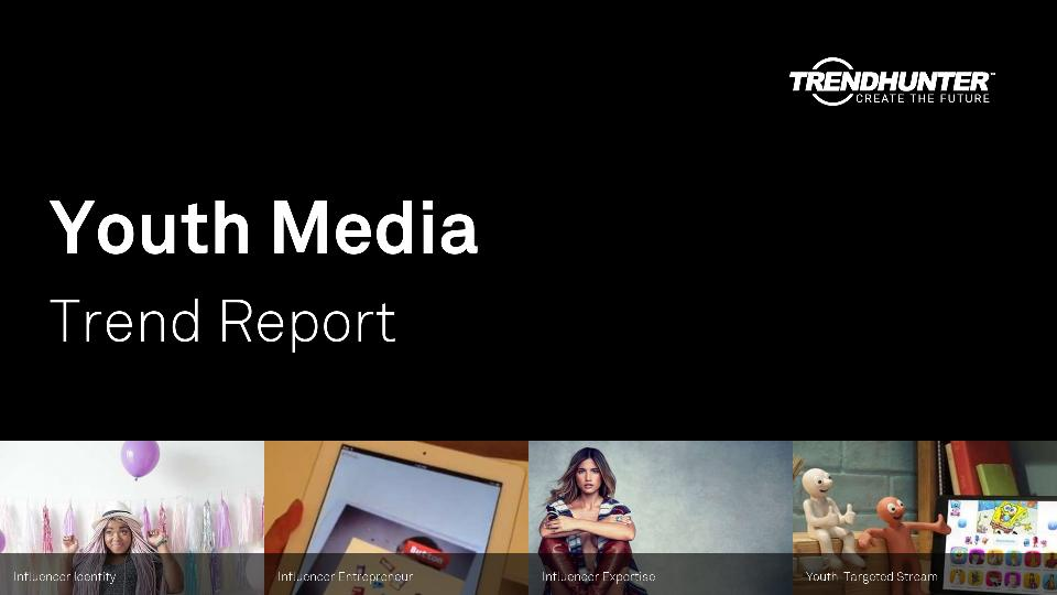 Youth Media Trend Report Research