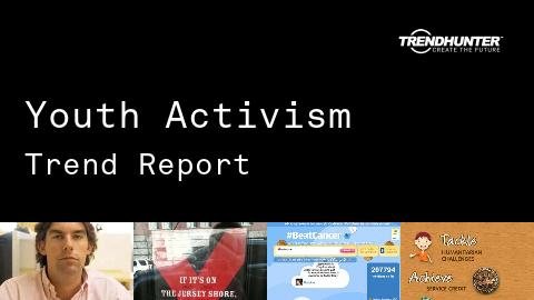 Youth Activism Trend Report and Youth Activism Market Research
