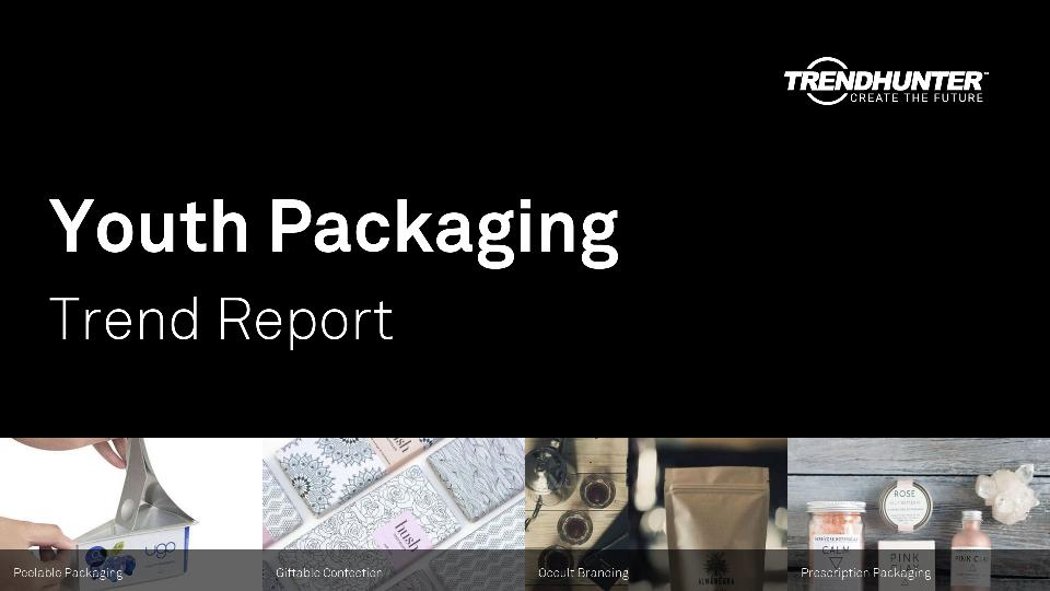 Youth Packaging Trend Report Research
