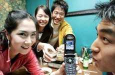 LG Breathalyzer cellphone