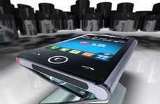 Accordion Tablet Smartphones