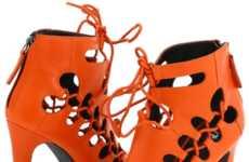 Racy Cutout Stilettos