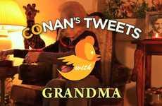 Tweet-Reading Grandmas