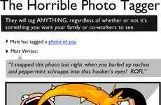 Social Media Archetype Parodies