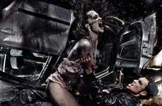 Visceral Vampiric Imagery