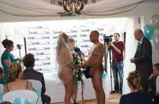 Clothes-Free Marriage Ceremonies
