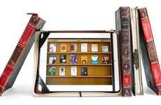 Vintage Novel Tablet Covers