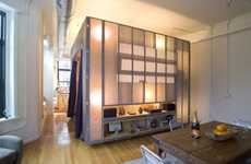 Boxed-In Bedrooms