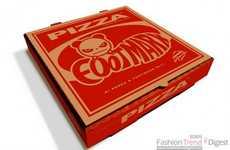 Pizza Box Branding