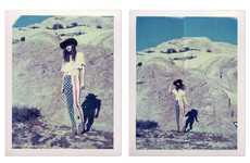 Postcard Polaroids