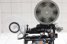 Toy Film Projectors