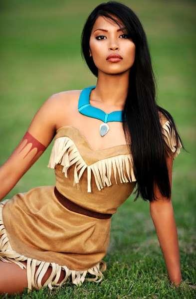 Fairy-Tale Heroine Photography