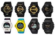 Turbo Tech Timepieces