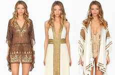 Grecian Bohemian Lookbooks