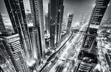 Soaring Cityscape Photography