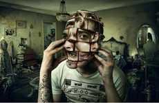 Rubik-Faced Photography