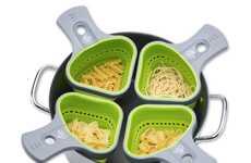 Multi-Hamper Spaghetti Cookers