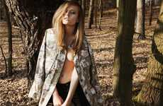 Fashionable Forest Photography