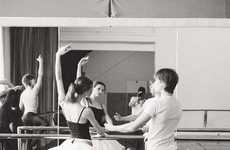 Bashful Ballerina Photography