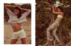 Seductive Hippie Photography