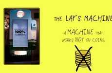 DIY Chip Vending Machines