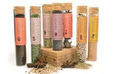Alchemist Spice Branding