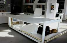 Doze-Friendly Desks